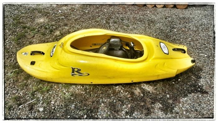 Kayak Riot Air 45